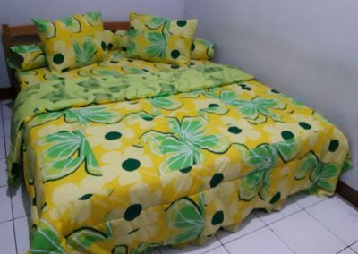 Bed Cover Sprei Perca